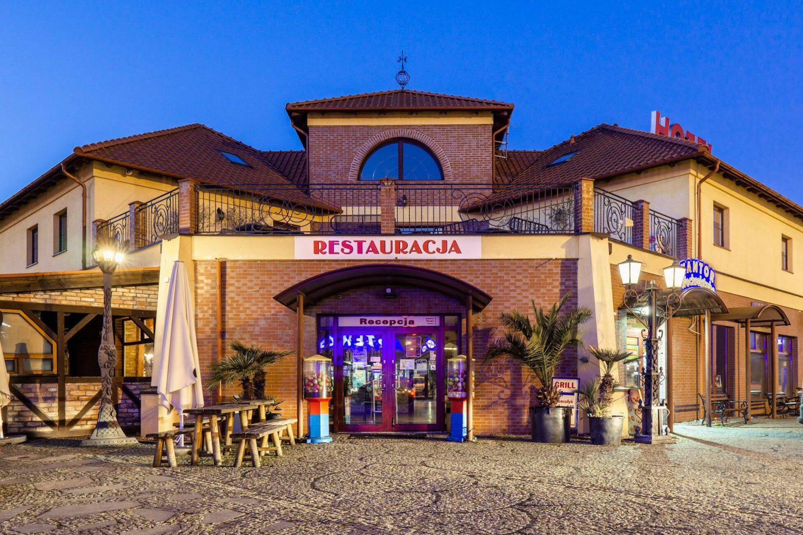 Restauracja Bastion w Kostrzynie