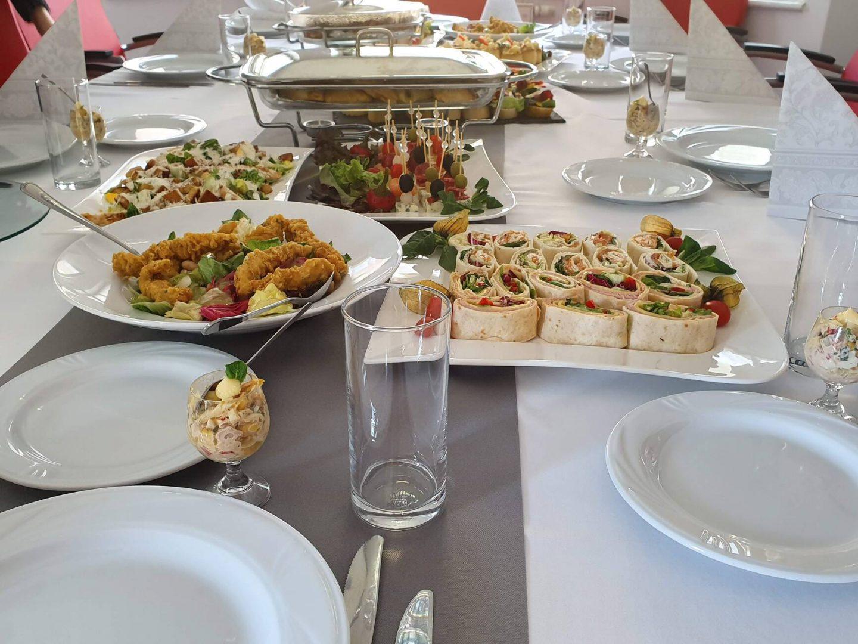 menu cateringowe bastion