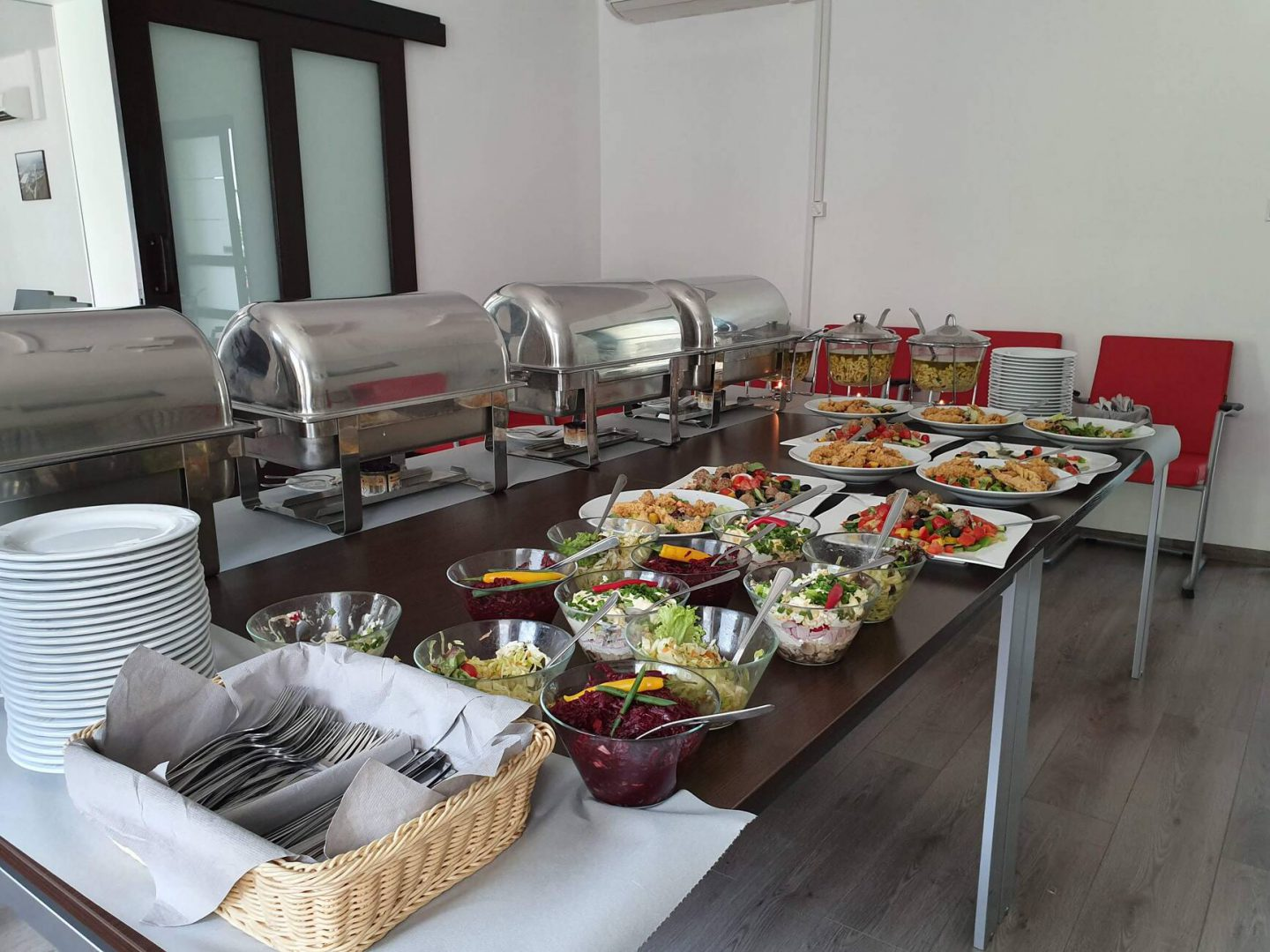 catering bastion