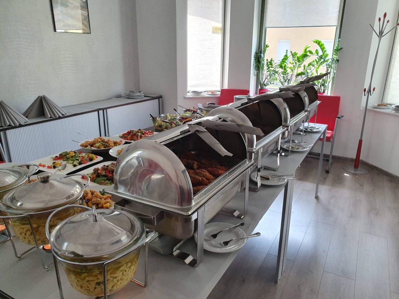 catering w hotelu bastion