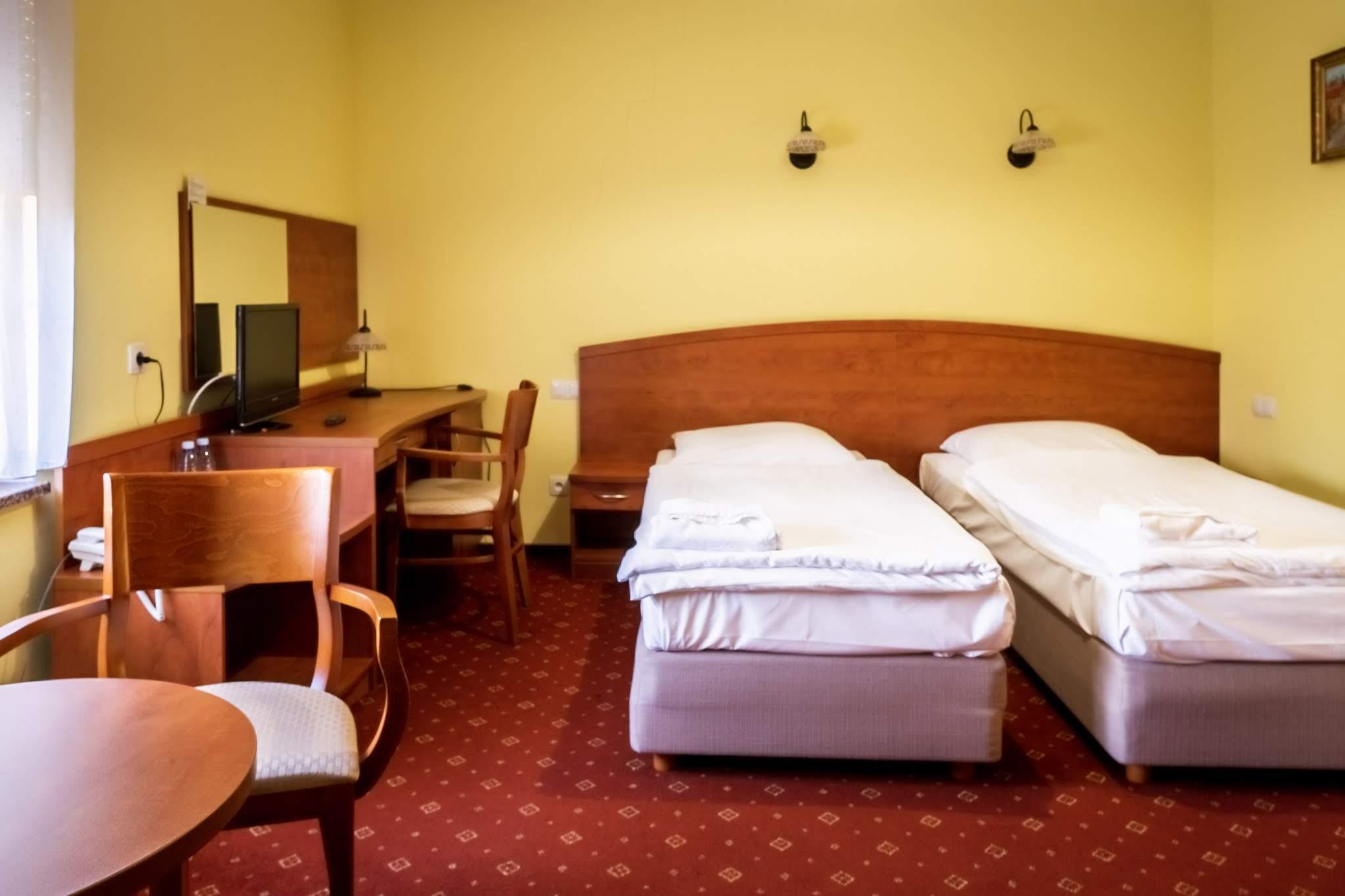 pokoje dla dwóch osób kostrzyn