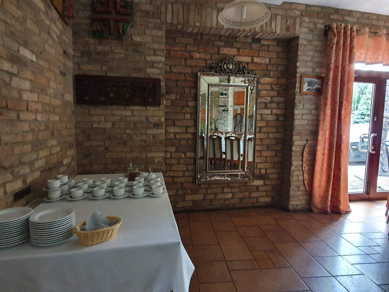 restauracja w hotelu bastion