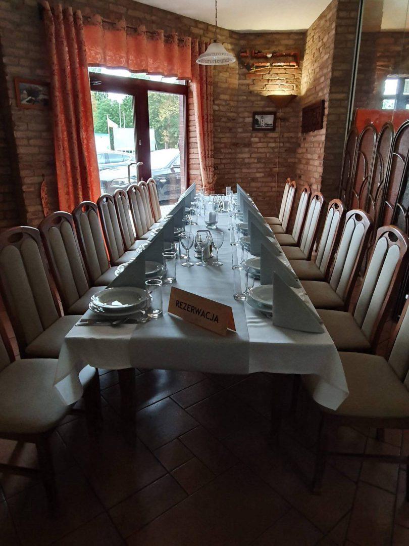 restauracja bastion kostrzyn