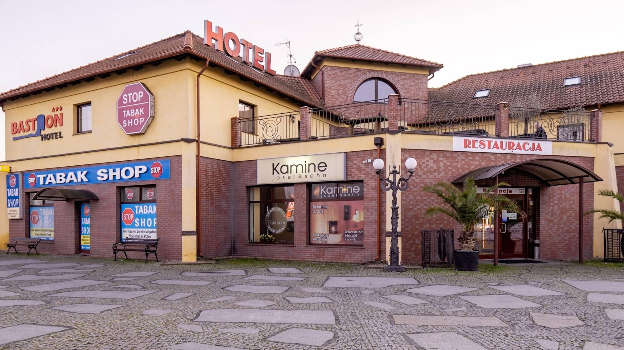 usługi dodatkowe hotel bastion w kostrzynie