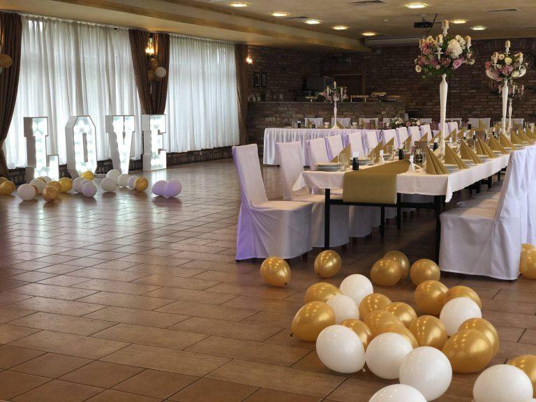 sala weselna w kostrzynie