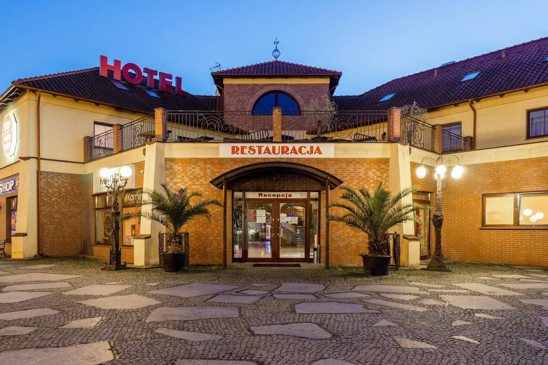 Hotel Bastion Kostrzyn nad Odrą